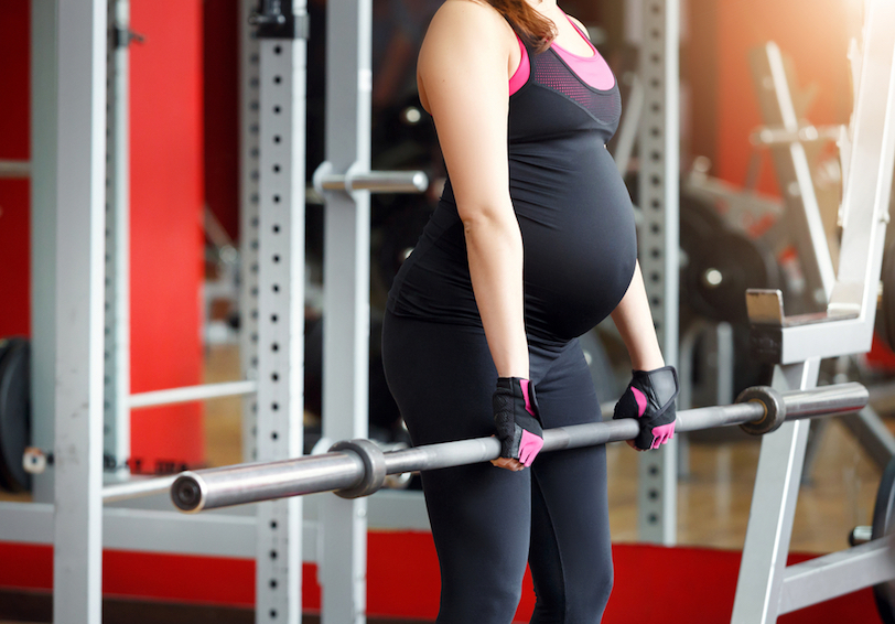 can i continue to lift weights even though i�m pregnant