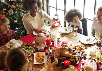 10 tips to help you maintain your weight during the holidays