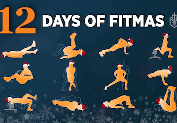 Image of embedded 12 Days of Fitmas graphic