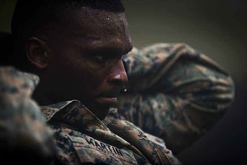 Focus (U.S. Marine Corps photo by Cpl. Aaron S. Patterson)