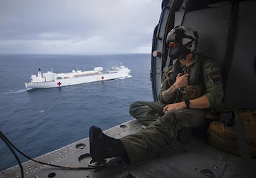 Naval Aircrewman (U.S. Navy photo by Mass Communication Specialist 2nd Class Morgan K. Nall/Released)