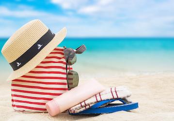 Sun safety items