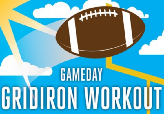 Gameday Gridiron Workout