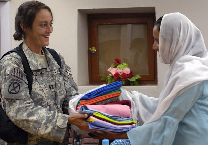 Leadership and Cultural Competency (U.S. Air Force photo/Staff Sgt. Julie Weckerlein)